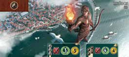 7 Wonders The Colossus of Rhodes