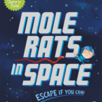 Mole Rats in Space Cover box